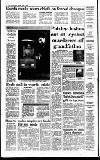 Irish Independent Tuesday 01 June 1993 Page 4