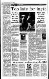 Irish Independent Tuesday 03 August 1993 Page 10