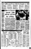 Irish Independent Wednesday 04 August 1993 Page 12