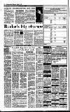 Irish Independent Wednesday 04 August 1993 Page 18