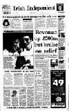 Irish Independent Monday 02 January 1995 Page 1