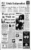 Irish Independent Wednesday 04 January 1995 Page 1