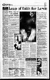 Irish Independent, Wednesday, July 31, 1996 111