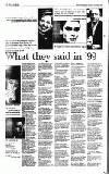 Irish Independent Monday 03 January 2000 Page 18