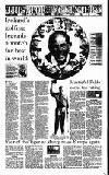 Irish Independent Monday 03 January 2000 Page 33