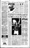 Irish Independent Wednesday 05 January 2000 Page 21