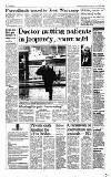 Irish Independent Saturday 08 January 2000 Page 4