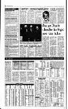 Irish Independent Wednesday 12 January 2000 Page 18