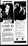 nonds in gutter
