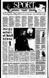 Irish Independent Tuesday 13 January 2004 Page 16