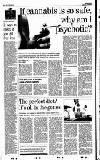 Irish Independent Wednesday 14 January 2004 Page 16