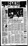Irish Independent Thursday 15 January 2004 Page 18