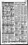 Irish Independent Thursday 15 January 2004 Page 22