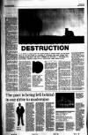 Irish Independent day, 1 February, 2005