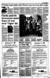 Garda, patrols increased amid fears of war