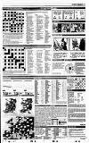 The first set of clues is for readers who like the cryptic style of puzzle. The second set is for