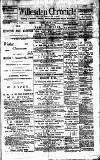 Willesden Chronicle Friday 01 January 1886 Page 1