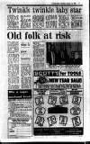 Evening Herald (Dublin) Thursday 14 January 1988 Page 13