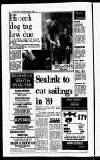 Evening Herald (Dublin) Friday 02 December 1988 Page 10