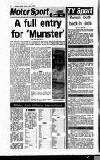 Evening Herald (Dublin) Friday 02 June 1989 Page 54