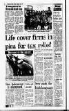 Evening Herald (Dublin) Friday 19 January 1990 Page 8
