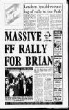 Evening Herald (Dublin) Thursday 01 November 1990 Page 1