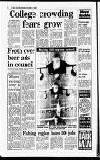 Evening Herald (Dublin) Thursday 08 November 1990 Page 8