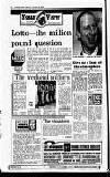 Evening Herald (Dublin) Thursday 08 November 1990 Page 26