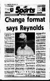 Evening Herald (Dublin) Monday 01 June 1992 Page 34