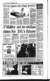 Evening Herald (Dublin) Saturday 05 September 1992 Page 4