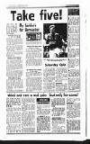 Evening Herald (Dublin) Saturday 05 September 1992 Page 34