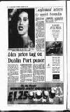 Evening Herald (Dublin) Wednesday 23 September 1992 Page 10
