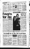 Evening Herald (Dublin) Saturday 26 September 1992 Page 34