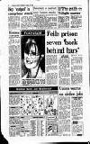 Evening Herald (Dublin) Wednesday 04 August 1993 Page 2