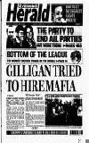 THE WORST SOCCER TEAMS IN THE WORLD ►PAGE 56 GILLIGAN TRIED TO HIRE MAFIA