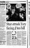 Star-struck Tory facing ce 4m bill
