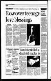 Row over teenage love blessings