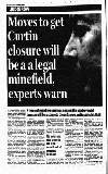 4 TUESDAY 18 MAY 2004 MINNS =MD AN UNPRECEDENTED constitutional crisis looms as the Government considers impeachment proceedings to remove