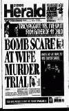 Air BOMB SCARE ItAT WIFE o TRIAL: MtAreM muIRDER LOSS: Kelly Anne Corcoran I to hor death In Spain murdering