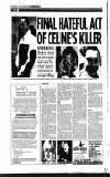 I NEWS EIMIEMEMEDY \r FINAL HATEFUL ACT OF CELINE'S KILLER