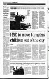 HSE to move homeless children out of the By Fiona Dillon