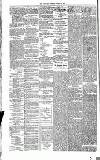 THE ANNANDALE OBSERVER, OCTOBER 14, 1881. DESIRABLK PROPERTY FOR SALE.