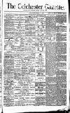 Colchester Gazette Wednesday 18 February 1880 Page 1