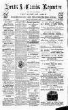 Herts & Cambs Reporter & Royston Crow Friday 02 August 1878 Page 1