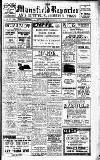 Mansfield Reporter Friday 05 November 1937 Page 1