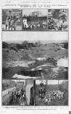 FOXHUNTING IN PEMBROKESHIRE.--A MEET OF MR. SEYMOUR ALLEN'S FOXHOUNDS AT CRESSWELL QUAY, NEAR CRESSELLY