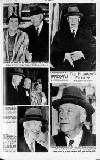 THE PRESIDENT'S PROGRESS: Mr. Eisenhower after his Illness