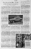 HEADLAMPS AND ROAD SAFETY: An Innovation from America; Superb Motoring with the Jensen 541R; The Rover Turbocar in the Science Museum; And Nylon All-weather Car Tyres