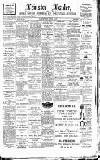 Leinster Leader Saturday 01 January 1887 Page 1