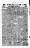 Ballyshannon Herald Friday 01 March 1839 Page 1